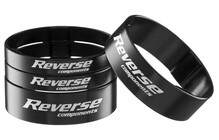 Reverse Ultra Light Spacer Set black